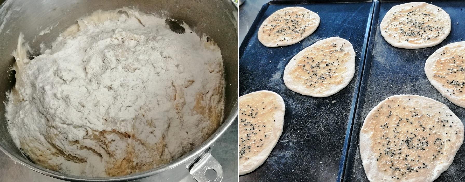 Recept na tradičný indický chlieb naan