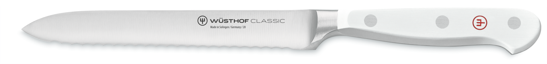 WÜSTHOF Wusthof Classic White nôž na údeniny 14 cm