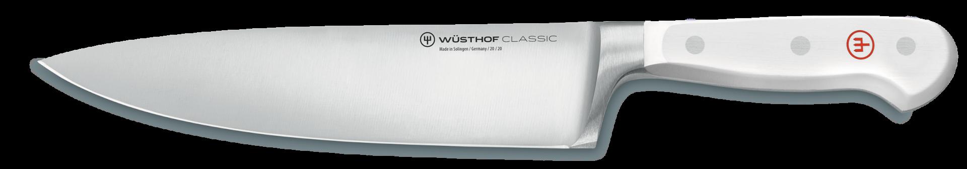 Wüsthof CLASSIC White nôž kuchársky, široký 20 cm