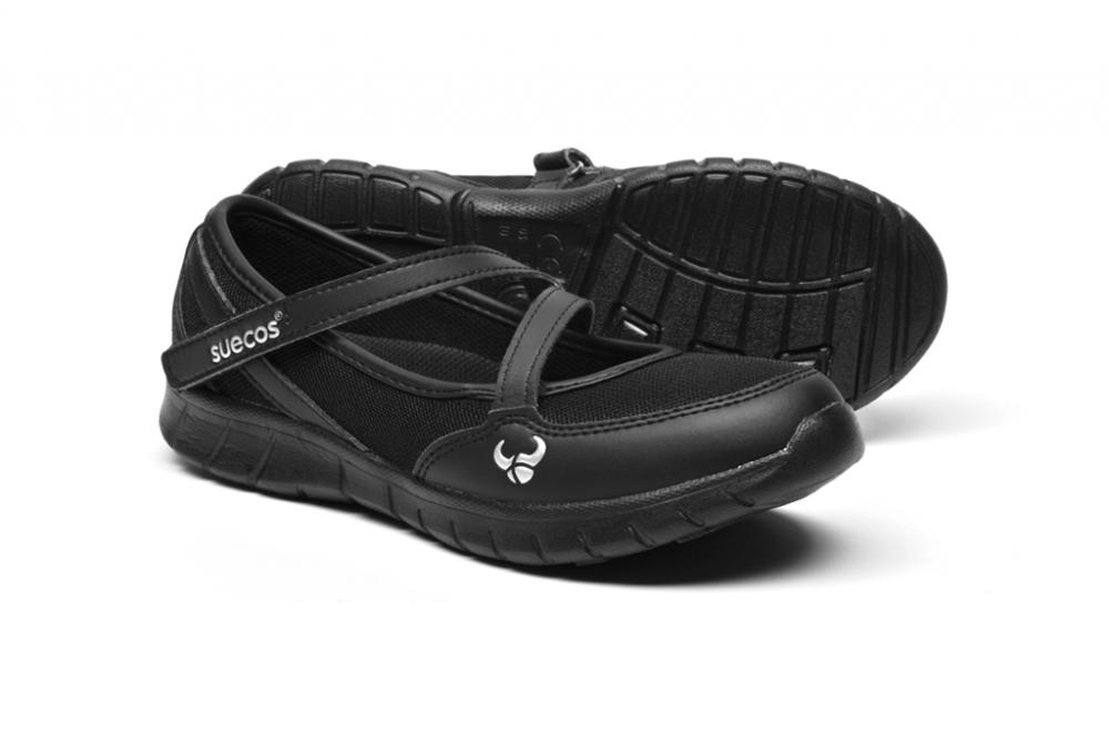 FRIDA dámska profesionálna pracovná obuv čierna - profikuchar.sk 42214d2e917
