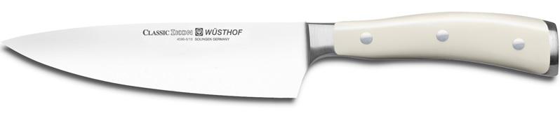 4596/0-16 Kuchařský nůž WÜSTHOF Classic Ikon Créme