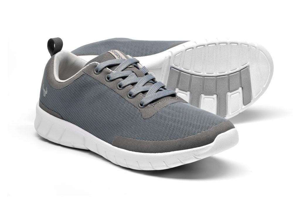 SUECOS ALMA GREY profesionálna pracovná obuv sivá 39