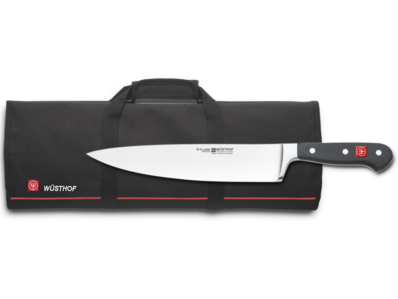 Wüsthof CLASSIC nôž kuchársky 23 cm + Brašňa 4582/23+7377