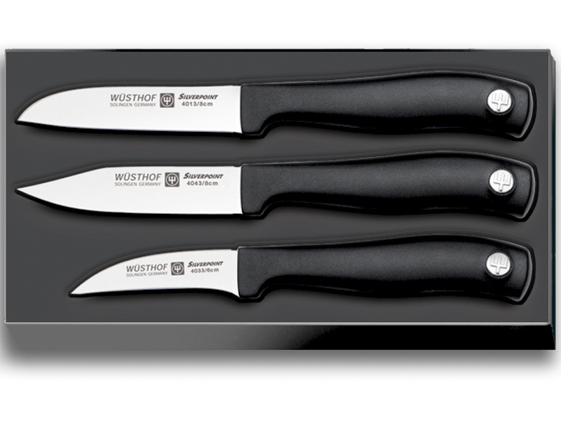 Wüsthof SILVERPOINT Sada nožov na zeleninu 3 ks 9352