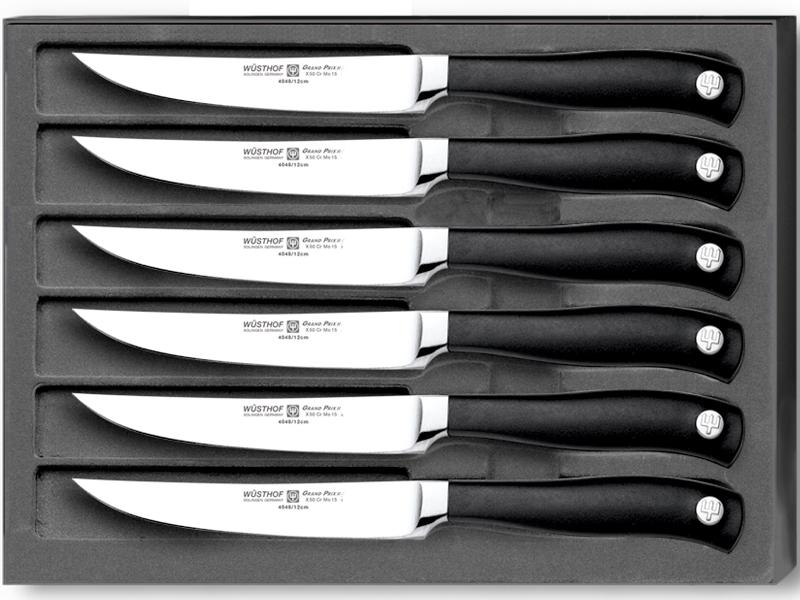 Wüsthof GRAND PRIX II Sada steakových nožov 6 ks 9626