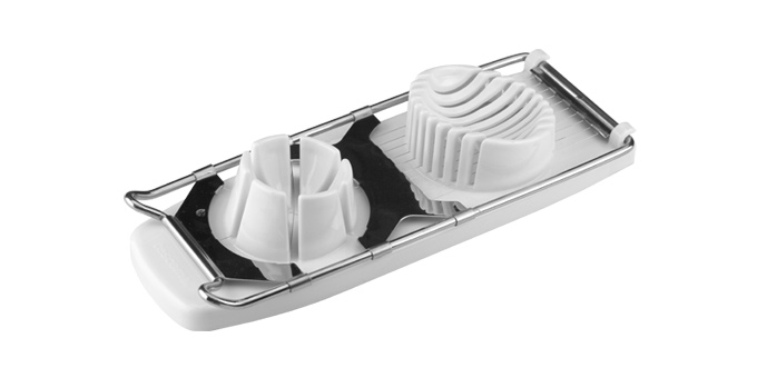Tescoma krájač na vajíčka multifunkčný PRESTO biela