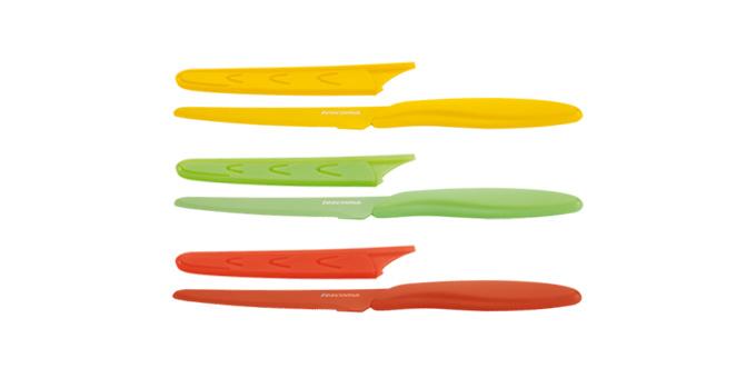 Tescoma antiadhezny nôž jedálenský PRESTO TONE, súprava 3 ks
