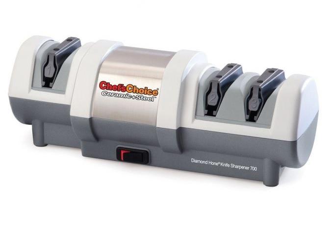 ChefsChoice elektrická brúska na keramické nože M700