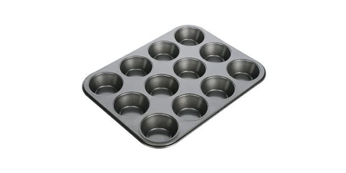 Tescoma forma 12 muffinov DELÍCIA 34x26 cm