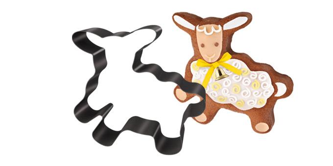 Tescoma forma na pečenie/vykrajovač Veľkonočná ovečka DELÍCIA