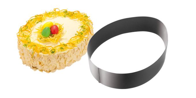 Tescoma forma na pečenie/vykrajovač veľkonočné vajíčko DELÍCIA