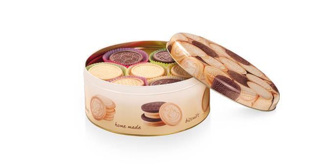 Tescoma dóza na sušienky DELÍCIA ø 20 cm