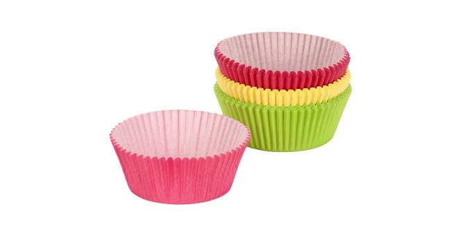 Tescoma košíčky na sušienky DELÍCIA ø 8.0 cm, 60 ks