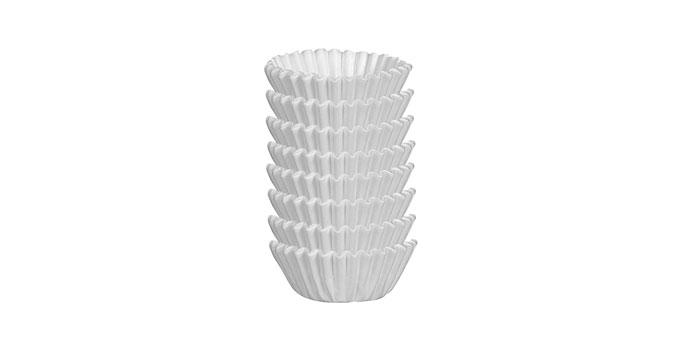 Tescoma cukrárske mini košíčky DELÍCIA ø 4.0 cm, 200 ks, biele