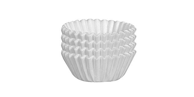 Tescoma cukrárske košíčky DELÍCIA ø 6.0 cm, 100 ks, biele