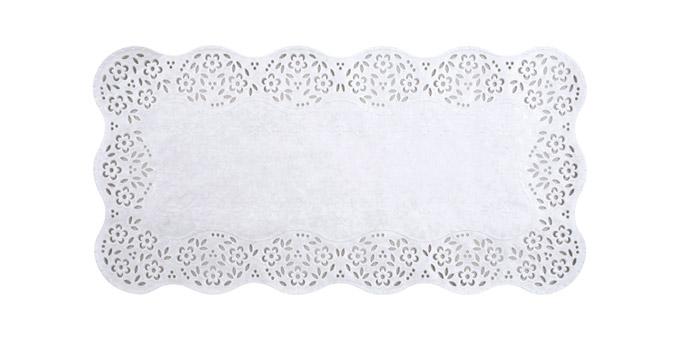 Tescoma papierová podložka DELÍCIA 40x20 cm, 8ks