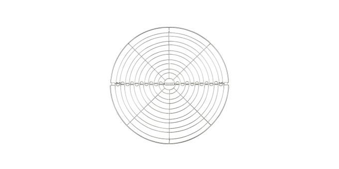 Tescoma podložka skladacia DELÍCIA ø 32 cm