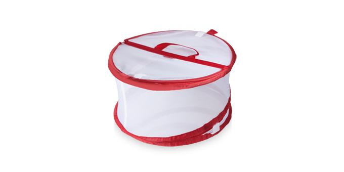 Tescoma poklop na potraviny DELÍCIA ø 30 cm biela