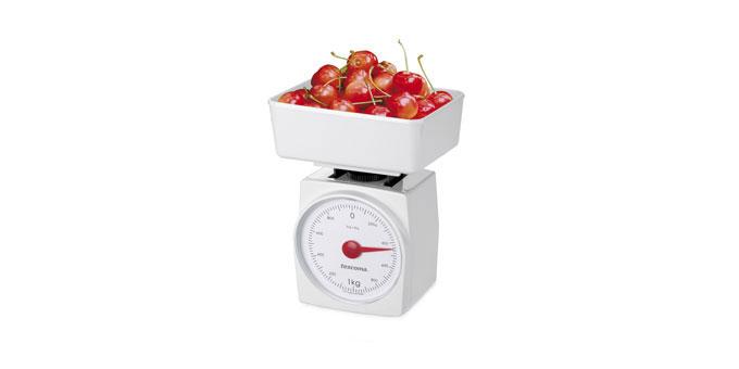 Kuchynské váhy ACCURA, 2,0 kg