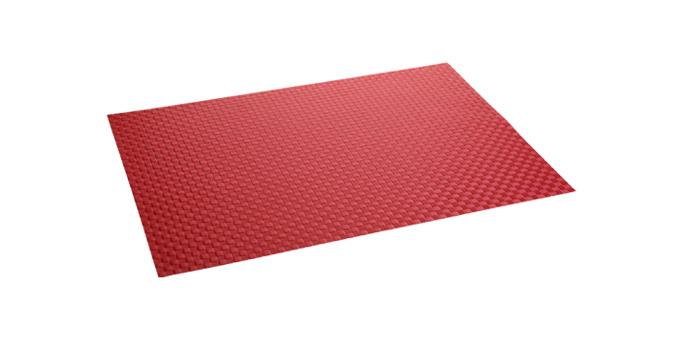 Tescoma prestieranie FLAIR SHINE 45x32 cm, červená