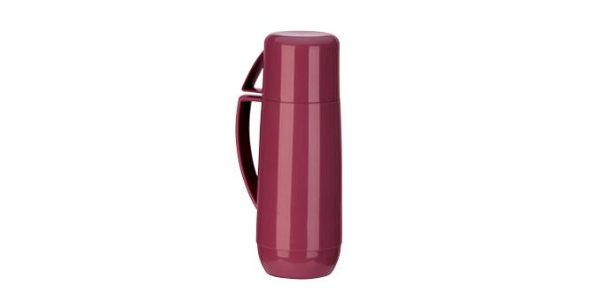 Tescoma termoska s hrnčekom FAMILY 0.75 l červená
