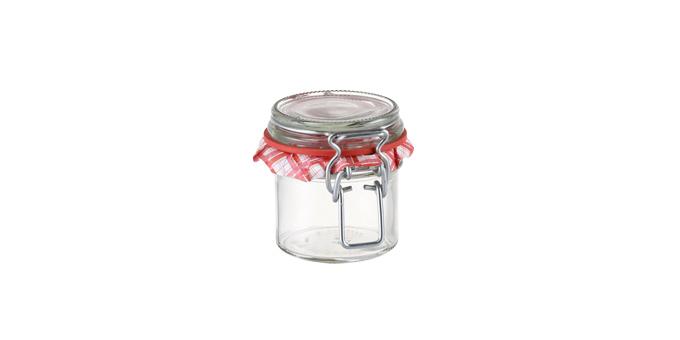 Tescoma zaváracie poháre s klipsou DELLA CASA 100 ml