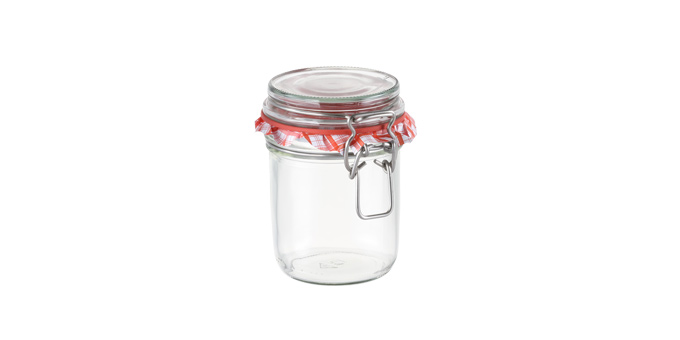 Tescoma zaváracie poháre s klipsou DELLA CASA 350 ml