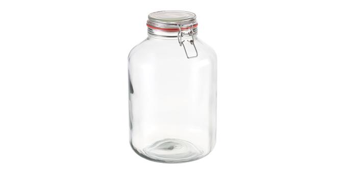 Tescoma zaváracie poháre s klipsou DELLA CASA 5000 ml