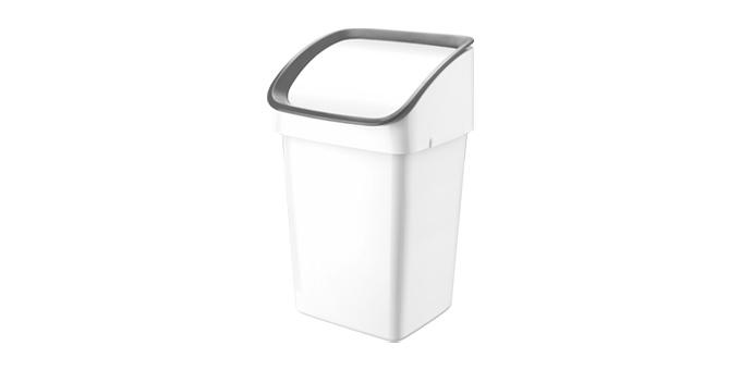 Tescoma odpadkový kôš CLEAN KIT 21 l, šedý