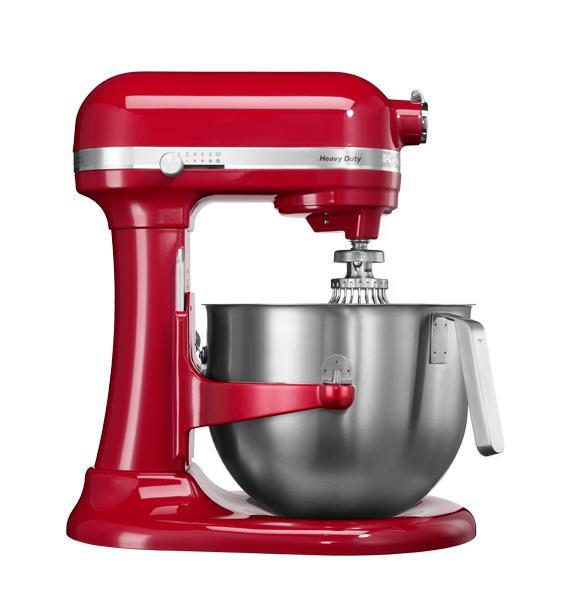 KitchenAid Heavy Duty kuchynský robot 5KSM7591 Červená
