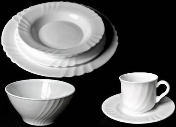 Datovania porcelán dosky