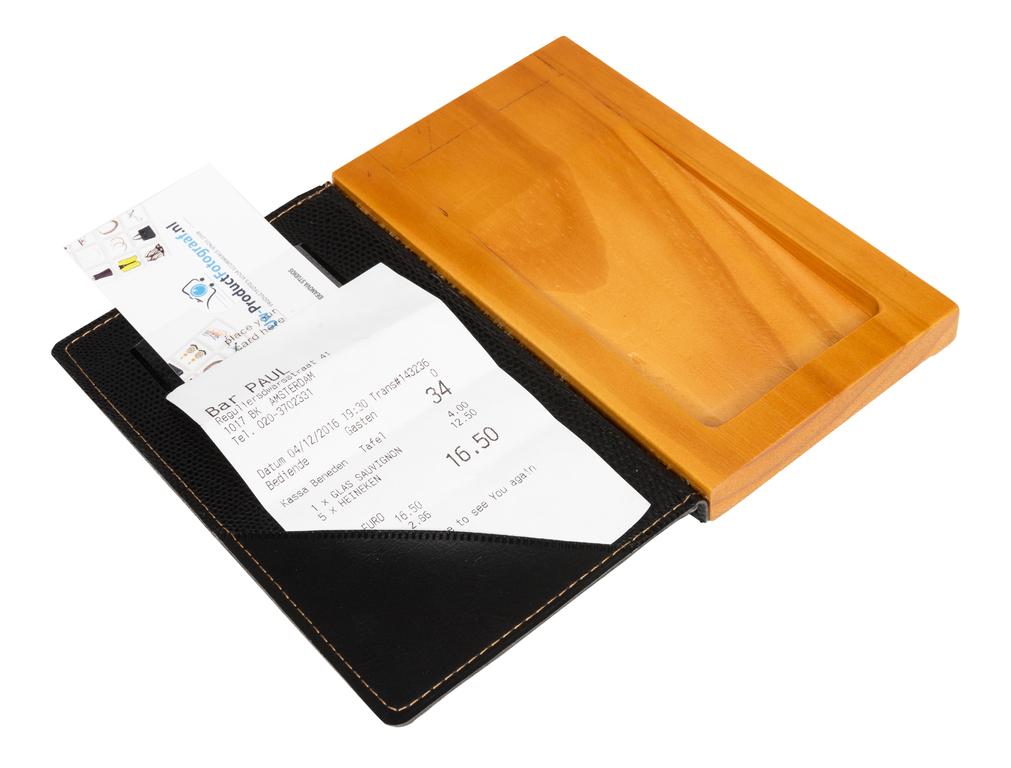 SECURIT Krabička na mince a bankovky, čierna guma