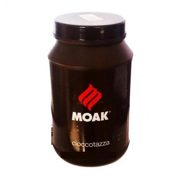 MOAK Hnedá horúca čokoláda - 1,5 kg