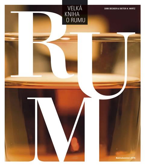 IKAR Velká kniha o rumu