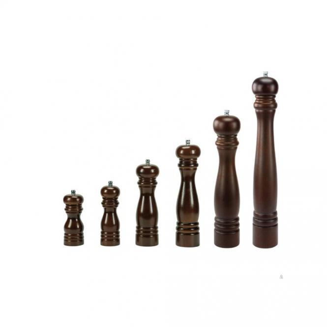 STALGAST Drevený mlynček na soľ 25 cm