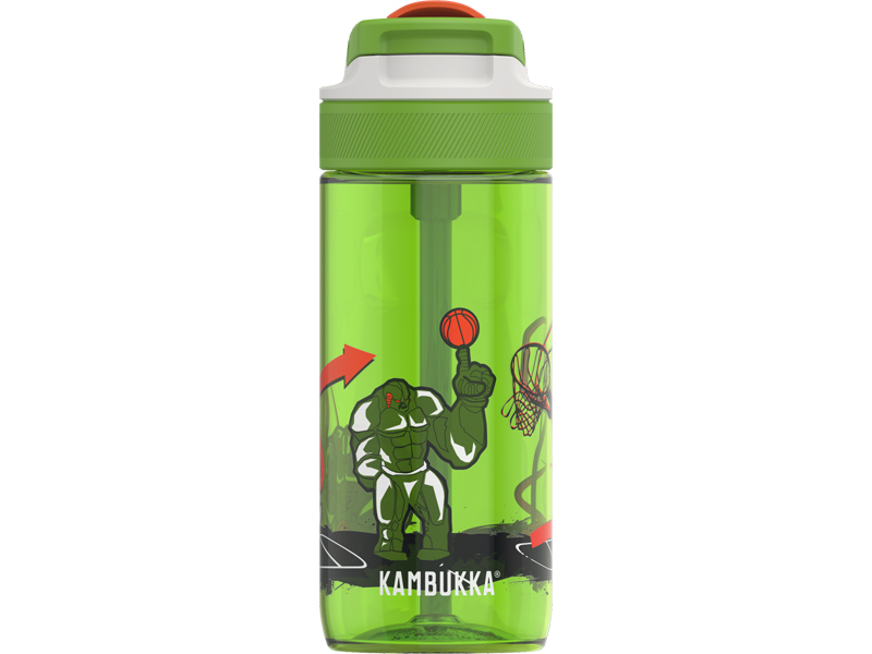 Kambukka Zdravá fľaša pre deti Lagoon 500 ml - Basket Robo